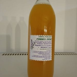 JUS POMME THYM