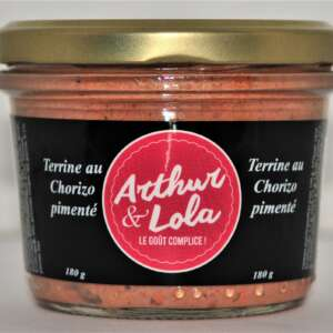 Terrine au Chorizo pimenté